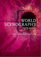 World Scenography 1: 1