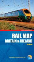 Rail Map of Britain and Ireland