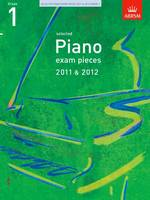 DNR Grade 1 piano exam pieces 2011 -...