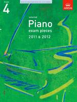 DNR Grade 4 piano exam pieces 2011 -...