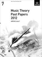 Music Theory Past Papers, ABRSM Grade...