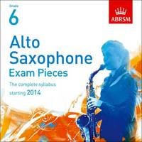 Alto Saxophone Exam Pieces 2014 2 ...