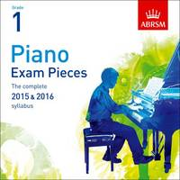 Piano Exam Pieces 2015 & 2016, Grade...