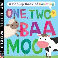 One, Two, Baa, Moo: A Pop-Up Book of...