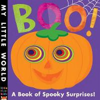 Boo!: A Book of Spooky Surprises
