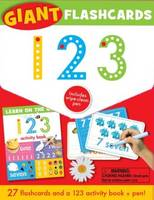 Giant Flashcards: 123