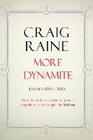 More Dynamite: Collected Essays