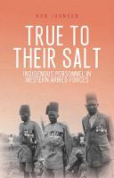 True to Their Salt: Indigenous...