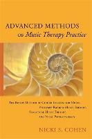 Advanced Methods of Music Therapy...
