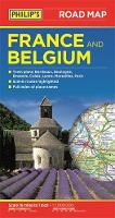 Philip's France and Belgium Road Map