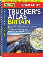 Philip's Trucker's Road Atlas Britain