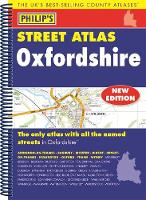 Philip's Street Atlas Oxfordshire 5ED...