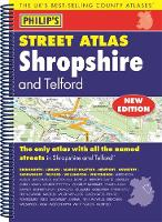 Philip's Street Atlas Shropshire and...