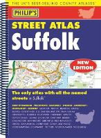 Philip's Street Atlas Suffolk