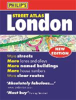 Philip's Street Atlas London: Mini...