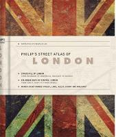 Philip's Street Atlas of London: De...