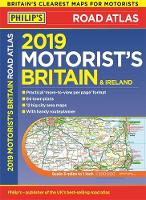 Philip's 2019 Motorist's Road Atlas...