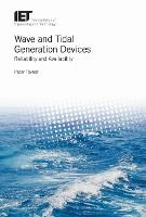 Wave and Tidal Generation Devices:...