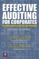 Effective Auditing For Corporates: ...