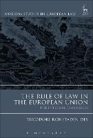 The Rule of Law in the European ...
