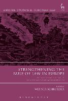 Strengthening the Rule of Law in...
