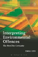 Interpreting Environmental Offences:...
