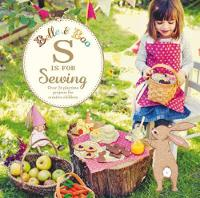Belle and Boo: S is for Sewing: Over...