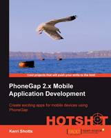 PhoneGap 2 Mobile Application...