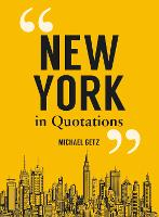 New York in Quotations