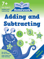 Adding and Subtracting 7+