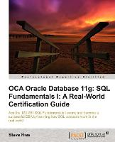 OCA Oracle Database 11g: SQL...