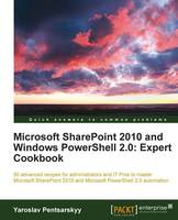 Microsoft SharePoint 2010 and Windows...