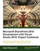 Microsoft SharePoint 2010 Development...