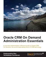 Oracle CRM on Demand Administration...