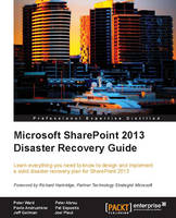 Microsoft SharePoint 2013 Disaster...