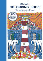 Seasalt Colouring Book