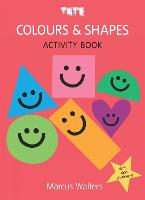 Colours & Shapes: Sticker Activity Book