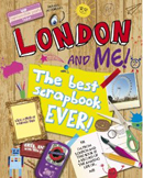London & Me Scrapbook