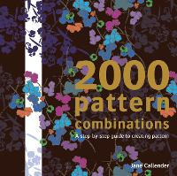 2000 Pattern Combinations: For...