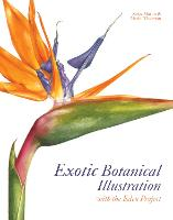 Exotic Botanical Illustration: With...