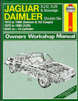 Jaguar XJ12, XJS and Daimler ...