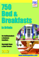 750 Bed & Breakfast in Britain: 2012