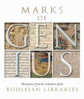 Marks of Genius: Masterpieces from ...