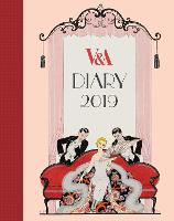 V&A Desk Diary 2019: Art Deco Fashion