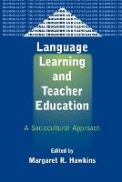 Language Learning and Teacher...