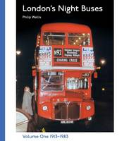 London's Night Buses: v. 1