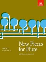 NEW PIECES FOR FLUTE BK 1 GDS 3 & 4