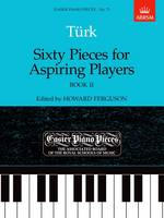 60 Pieces For Aspiring Players Book 2