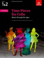 Time Pieces For Cello Vol 1