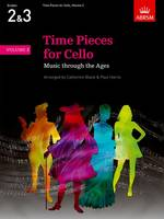 Time Pieces For Cello 2